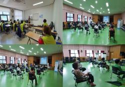 2020년도 8월 노인사회활동지원사업 사회서비스형 참여자간담회