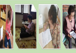2019년 노인돌봄기본서비스사업 4월 생활교육 실시
