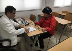 미소보청기 청각센터와 연계하여 무료 청력검사 실시